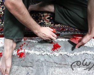 شیرازه و دوردوزی فرش و قالی
