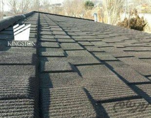 سقف های شیروانی، تایلهای سقفی، طرح شینگل، پوشش سقف