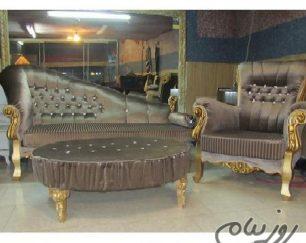 فروش عید 96 برای انواع مبل و سرویس خواب در نمایشگاه جهیزیه