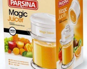 آب پرتقال گیری مجیک جویسر پارسینا