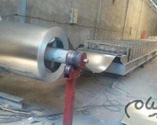 فروش دستگاه عرشه فولادی کارکرده