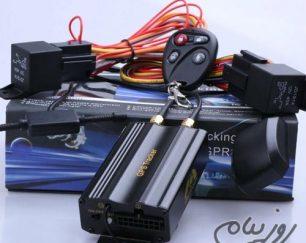 ردیاب مجهز به دزدگیر ماهواره ای خودرو زدکا