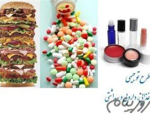 نگارش طرح توجیهی در بخش صنایع غذایی و دارویی