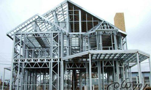 ساختمان پیش ساخته lsf
