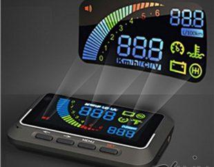 دستگاه هدآپ دیسپلی خودرو/نمایشگر دقیق اطلاعات خودرو