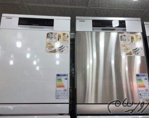 ماشین ظرفشویی بوش اصل آلمان مدل sms86m82eu