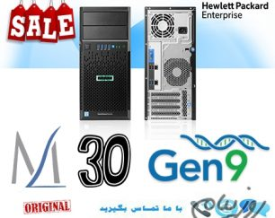 HPE ProLiant ML30 Gen9 Server | نمایندگی فروش سرور ایران hp