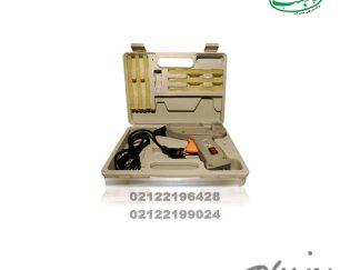 تفنگ چسب حرارتی بزرگ اتوماتیک قطر 11.2 جانسون ( 180 وات صنعتی )