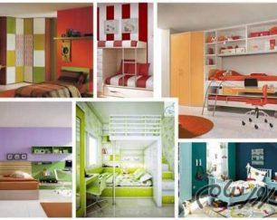 طراحی و دکوراسیون داخلی اتاق کودک