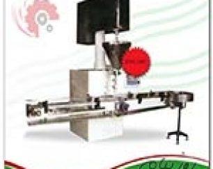 دستگاه قوطی پرکن پودری و گرانولی