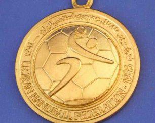 طراحی و تولید مدالیون(سکه یادبود)  طلا و نقره