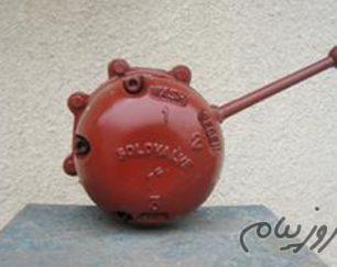 شیر نیمه اتوماتیک سختیگیر(solo valve)
