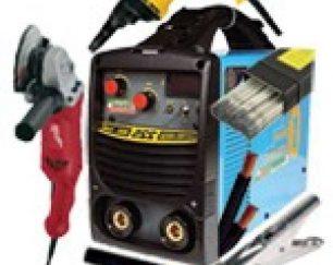 تهیه و فروش ابزارآلات صنعتی و ساختمانی و جوشکاری و مکانیکی