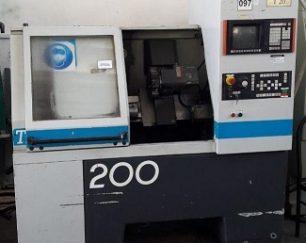 تراش SOMAB TRANSMAB 200  CNC