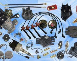 واردات انواع قطعات یدکی خودرو از اروپا