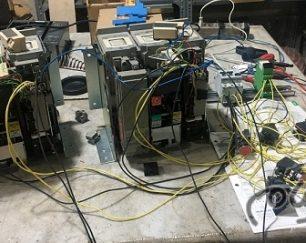 سیستم اتوماسیون برق شهر و ژنراتور با استفاده از کنترلر ZEN  امرن (OMRON )
