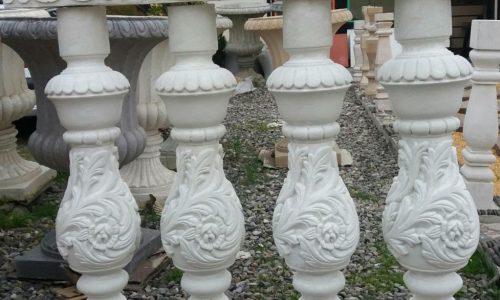 تولید نرده تراس (صراحی) – مخصوص نما رومی و شسته