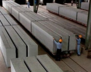 خط تولید بتن سبک گازی (AAC) Aerated Autoclaved Concrete (AAC) Block Production Line