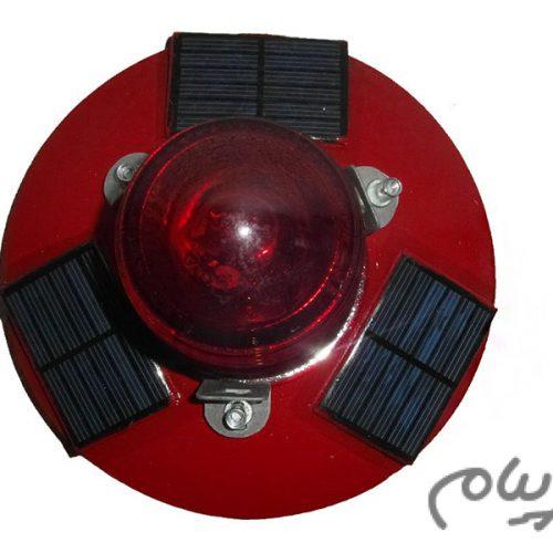 چراغ دکل خورشیدی-چراغ دکل سولار-چراغ سردکل خورشیدی