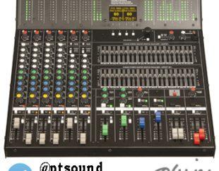 اکومیکسر,میکسررومیزی MC8 ,میکسرصدا ,تجهیزات سیستم صوتی PTS