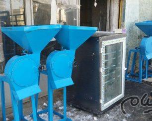 فروش ویژه دستگاه آسیاب مرغداری صنعتی