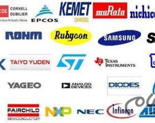 فروش و واردات انواع قطعات و تجهیزات الکترونیکی
