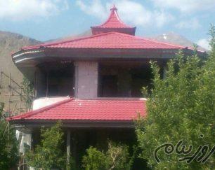 اجرای سقف شیروانی-اجرای سقف آردواز-پوشش سقف-اجرای سقف-سقفهای شیبدار-سوله-خرپا-تعمیرات سقف