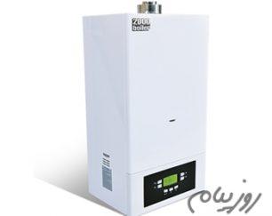 فروش پکیج و رادیاتور در طرح های گوناگون
