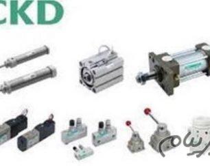 رگلاتورهای پنوماتیکی  با دقت بالا CKD  سری EVR