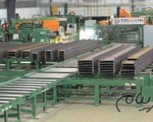 فروش ویژه دستگاه دریل CNC سه محوره (سه اسپیندل) Peddinghaus آمریکا