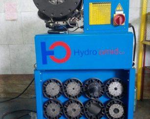دستگاه پرس شیلنگ هیدرولیک فشارقوی
