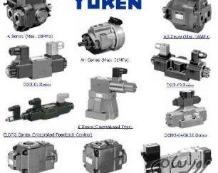 فروش و واردات قطعات YUKEN