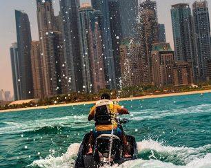 تور مسافرتی دبی و باکو