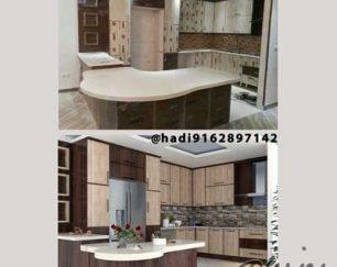 طراحی تخصصی کابینت وآشپزخانه