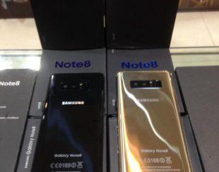 فروش گوشی موبایل طرح اصلی note8Samsung Galaxy