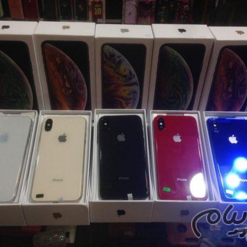 فروش گوشی موبایل طرح اصلی iphone-xs