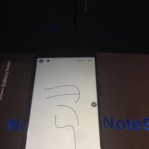 فروش گوشی طرح اصلی note9Samsung Galaxy
