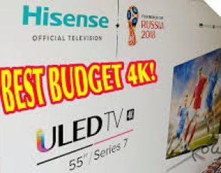 تلویزیون هایسنس 55M7030