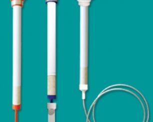 لول سوئیچ خازنی فرکانسی پاد برای مواد جامد