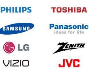 تعمیرات تخصصی پنل انواع LED و LCD