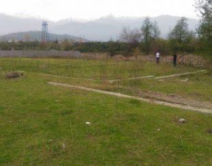 سیصد متر زمین مسکونی واقع در سلیمان آباد تنکابن