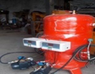 دستگاه پمپ گاز مایع ال پی جی LPG