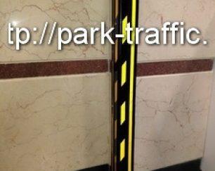 ضربه گیر ستون پارکینگی