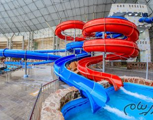 طراحی و اجرای پارک آبی کودکان