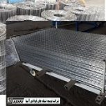 تولید و فروش انواع وایرمش های فولادی (مش جوشی )