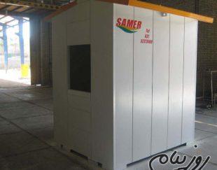 طراحی و تولید انواع کانکس، جعبه یا اتاقک دستگاه های خودپرداز