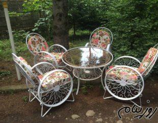 تولیدانواع میز وصندلی باغی