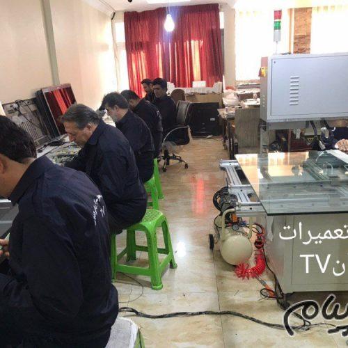 تعمیرات فوق تخصص کلیه سیستمهای صوتی و تصویری