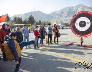راه اندازی شهر بازی در دنیای بازی اصفهان