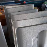 کفی و کاسه توالت فایبرگلاس
